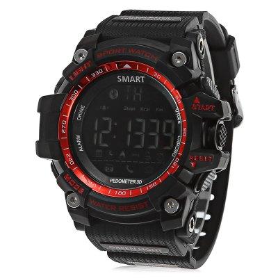 Chytré hodinky AiWatch XWATCH Barva: Červená