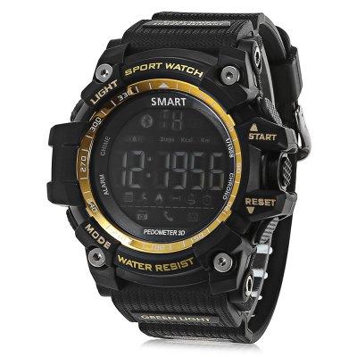 Chytré hodinky AiWatch XWATCH Barva: Zlatá